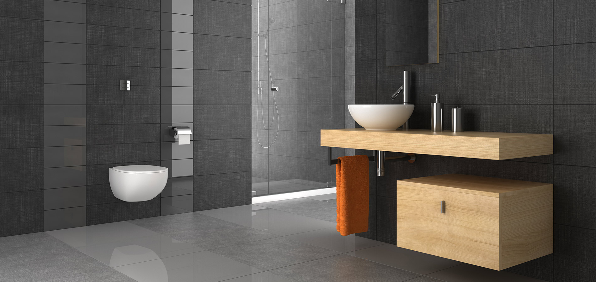 Sydney Based Unify Have Years Of Experience In Carrying Out Stunning Bathroom  Renovations In Ashfield ...